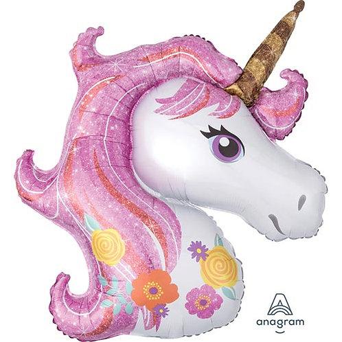Pink Unicorn 2 Foil