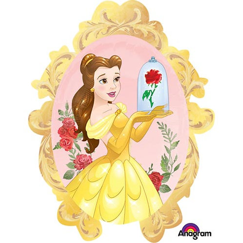 "Disney Belle Frame 31"" Foil"