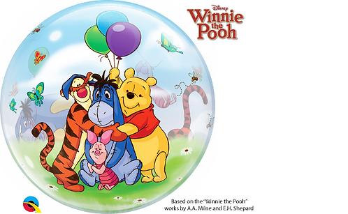 Winnie The Pooh Bubble Balloon