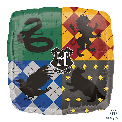 """Harry potter 18"""" Foil With 2 Latex To Match"""