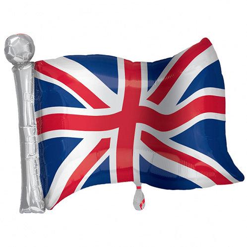 UK Flag Foil