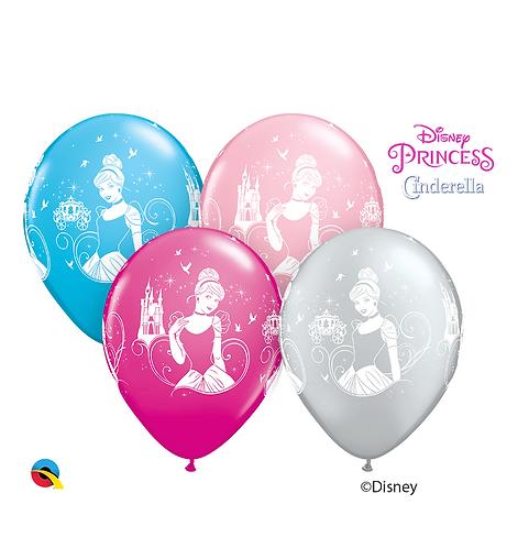 Disney Princess Cinderella Cluster of 3