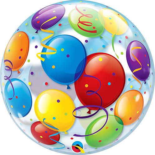 Multi Balloon Bubble Balloon
