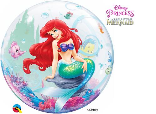 Little Mermaid Bubble Balloon