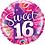 Thumbnail: Aged 16 - 60 Foil & 2 Latex Balloons