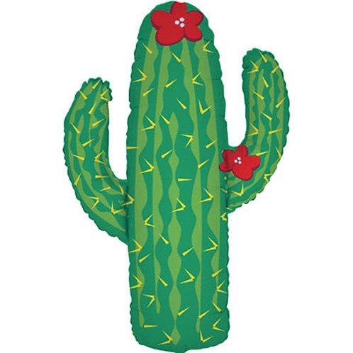 Green Cactus Foil