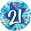 Thumbnail: Aged 18 - 60 Foil & 2 Latex Balloon Cluster