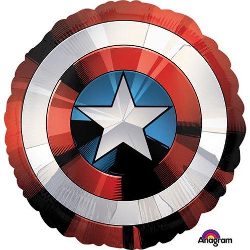 "Captain America Shield 28"" Foil"