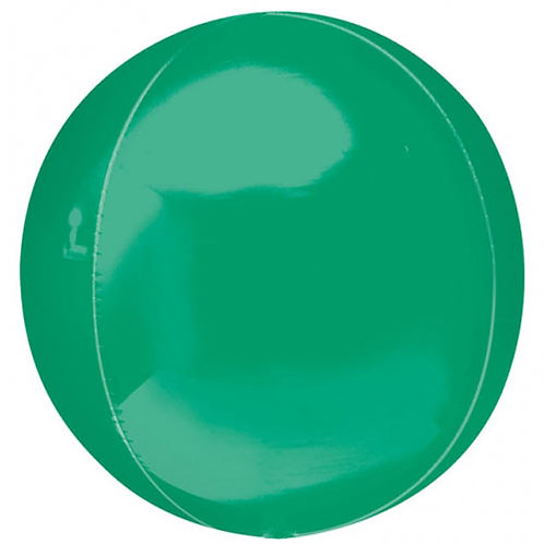 Green Orbz Balloon