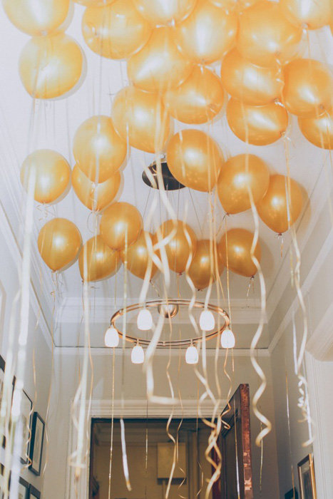 Individual Helium Filled Latex