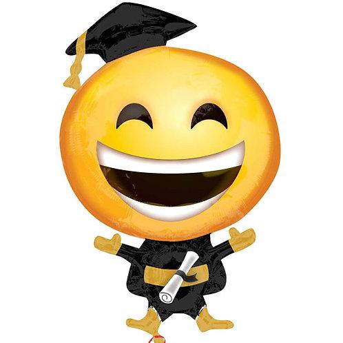 Graduation Emoji Foil