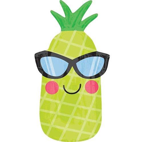 Green Pineapple Foil