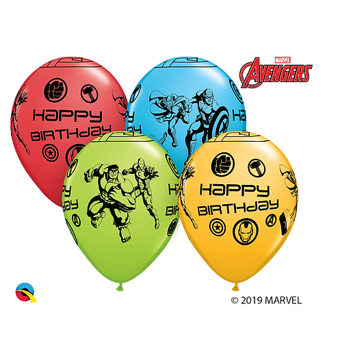 Marvel Avengers Clusters of 3