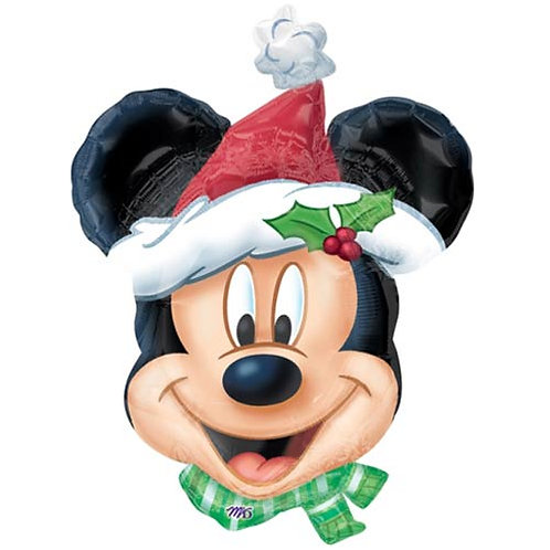 "Mickey Mouse Christmas 27"" Foil"