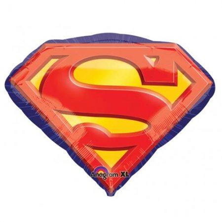 "Superman Symbol 26"" Foil"