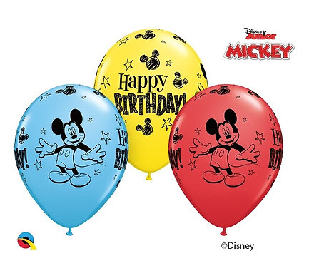 Disney Mickey & His Friends Clusters of 3
