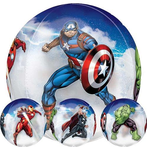 Marvel Super Hero Orbz Ballon