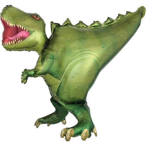 Green Dinosaur 2 Foil