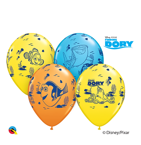 Disney Finding Dory Cluster of 3