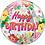 Thumbnail: Tropical Happy Birthday Bubble Balloon