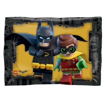 "Leog Batman 18"" Foil With 2 Latex To Match"