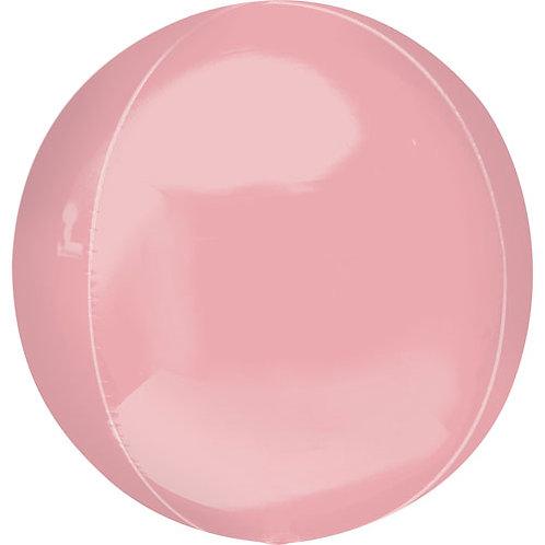 Pastel Pink Orbz Balloon