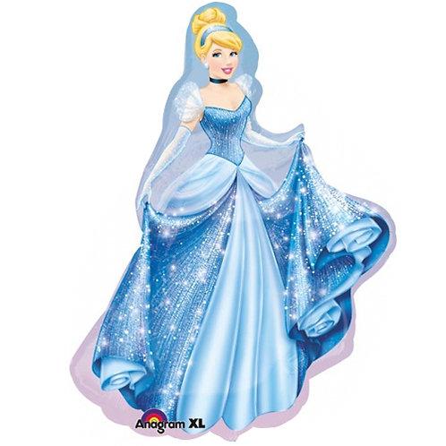 """Cinderella 33"""" Foil"""