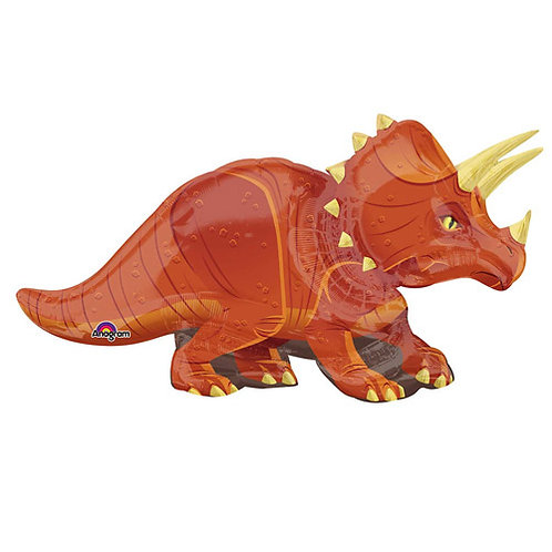 Triceratops Dinosaur Foil