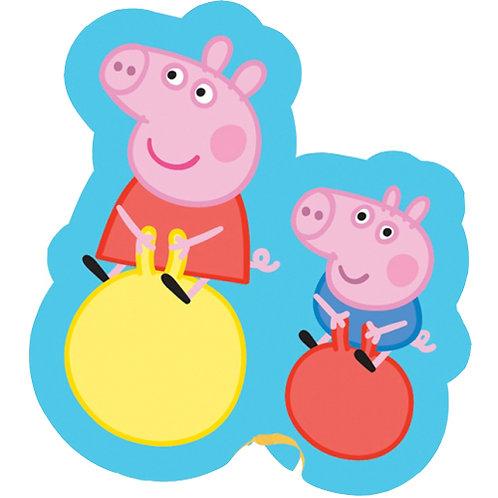 """Peppa Pig 2 22"""" Foil"""