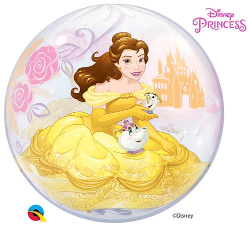 Disney Princess Belle Bubble Balloon