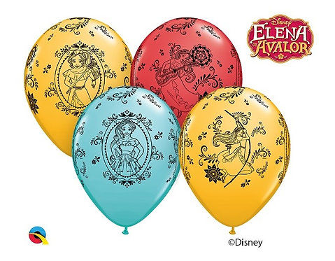 Disney Elena Of Avalor Clusters of 3