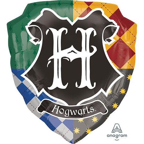 """Harry Potter Hogwarts Crest 27"""" Foil"""