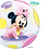Thumbnail: Baby Minnie Mouse Bubble Balloon