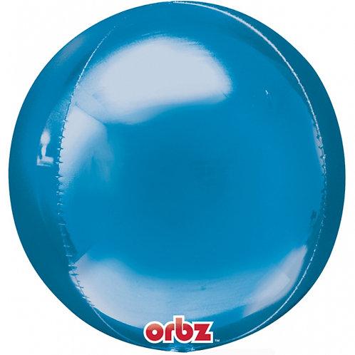Royal Blue Orbz Balloon