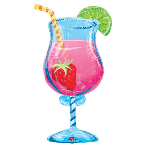 Tropical Drink Foil