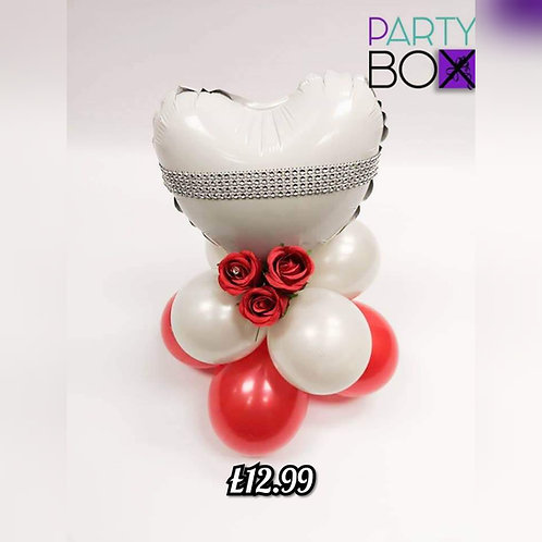 Cute Table Balloon