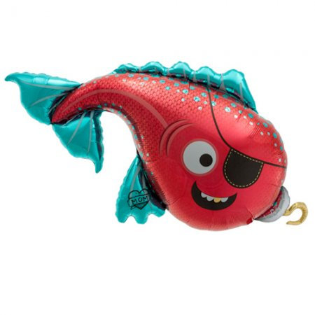 Pirate Fish Foil
