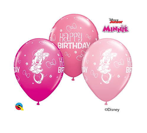 Disney Minnie Mouse Clusters of 3