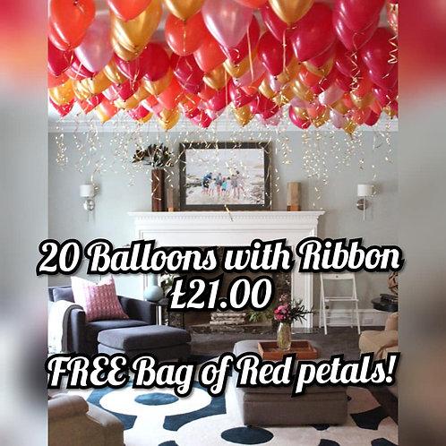 Loose Balloon Bedroom set