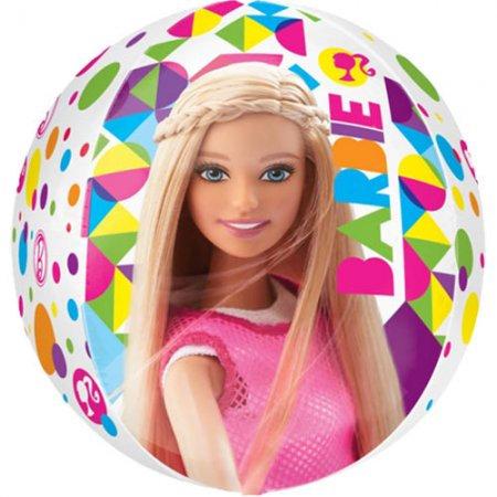 Barbie Orbz Balloon