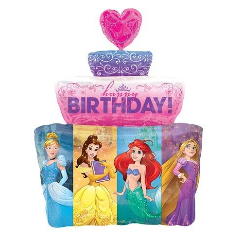 "Disney Princess Birthday 28"" Foil"