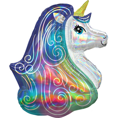 Rainbow Unicorn Foil