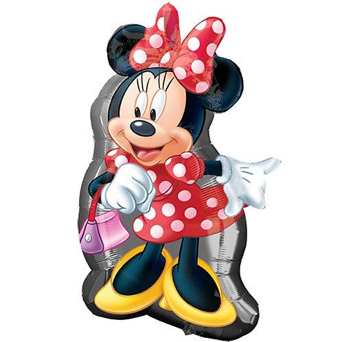 """Minnie Mouse 4 32"""" Foil"""