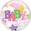 Thumbnail: Baby Girl Bubble Balloon