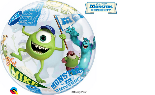 Monsters University Bubble Balloon