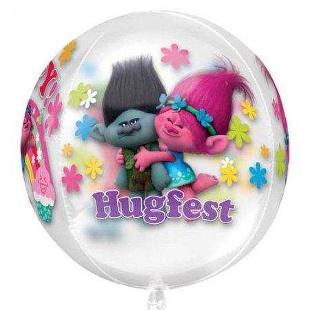 Trolls Hugfest Orbz Balloon