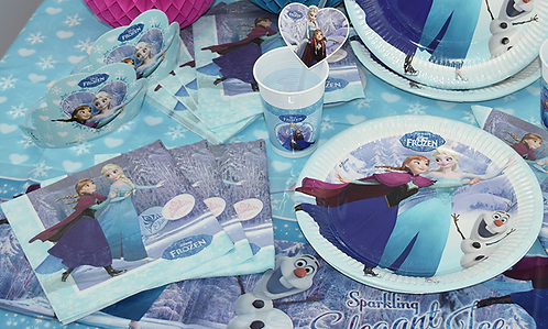 Frozen Tableware