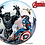 Thumbnail: Marvel Avengers Bubble Balloon