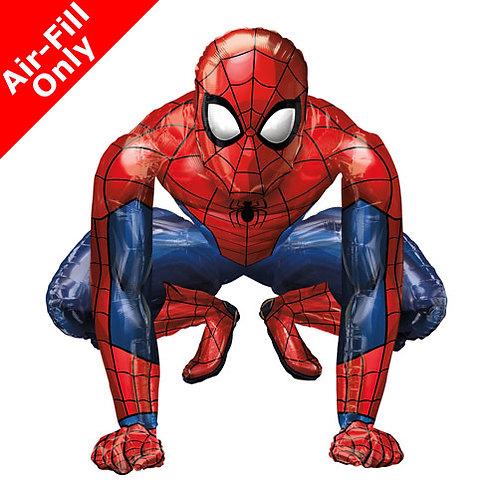 "Spiderman Sitter 15"" Foil"