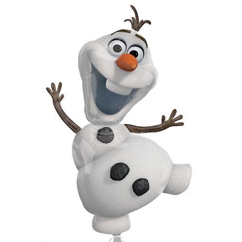 "Frozen Olaf 41"" Foil"